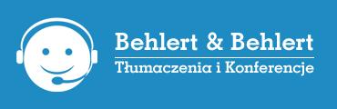 Tłumaczenia konferencyjne, tłumaczenia ustne Kraków, Warszawa, Katowice – Behlert & Behlert