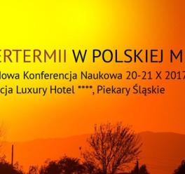 Konferencja Polskiego Towarzystwa Hipertermii Onkologicznej