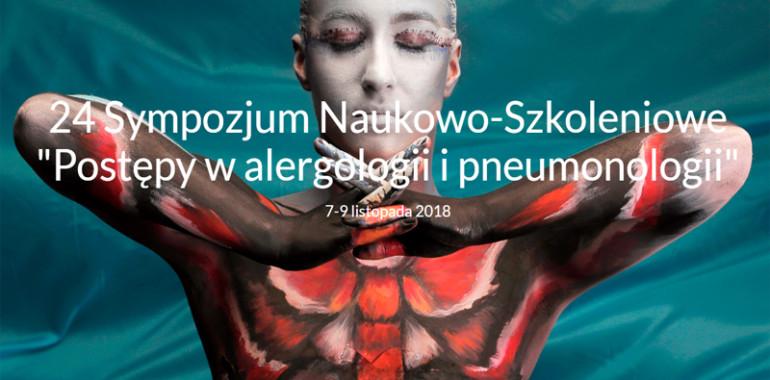Postępy w alergologii i pneumonologii – już po raz 24.