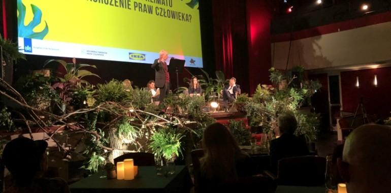 COP24: Trzy dni na Klimatycznym Festiwalu Filmowym