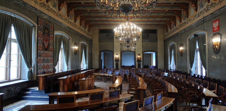 Wygrany przetarg na tłumaczenia ustne dla Kancelarii Prezydenta Krakowa