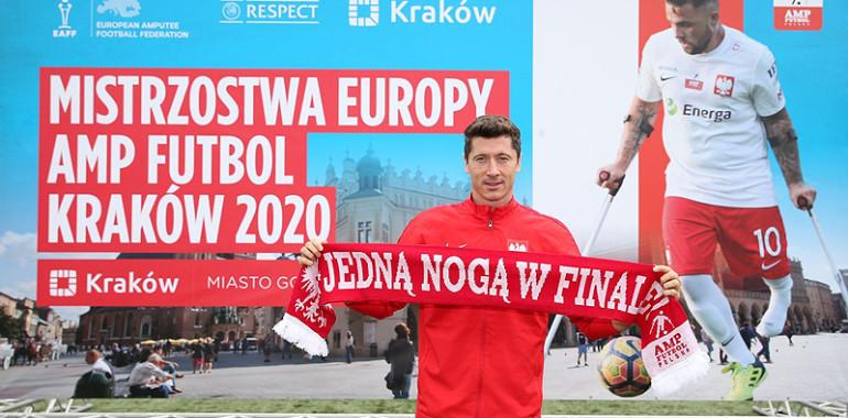 Losowanie grup Mistrzostwa Europy w Amp Futbolu