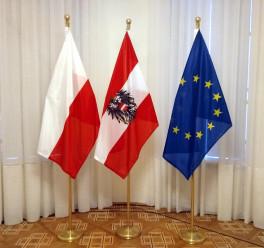 Otwarcie konsulatu Austrii w Krakowie