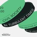 """""""Społeczeństwo obywatelskie w burzliwych czasach – Nowe rozwiązania w UE inspirowane lekcjami z przeszłości"""""""